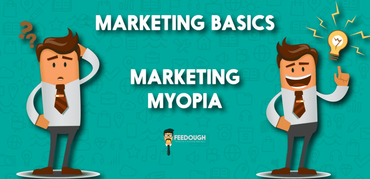 give some examples example of marketing myopia