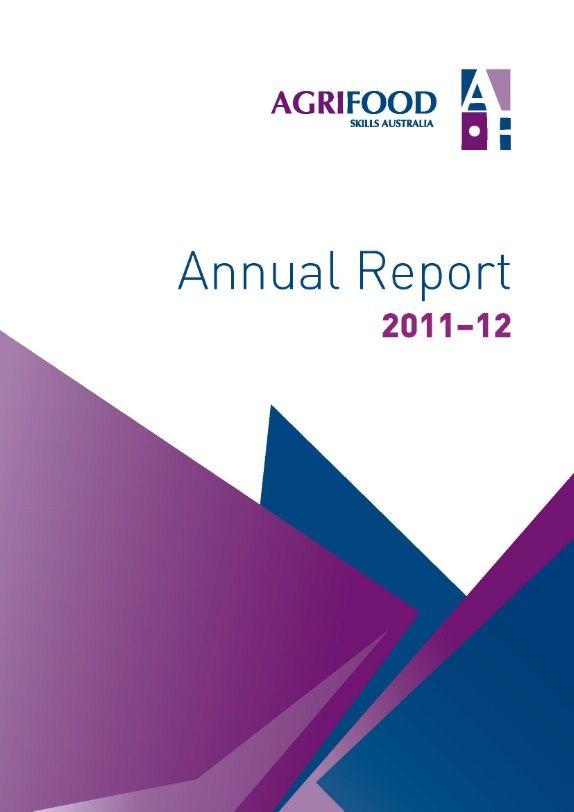 business report cover page example