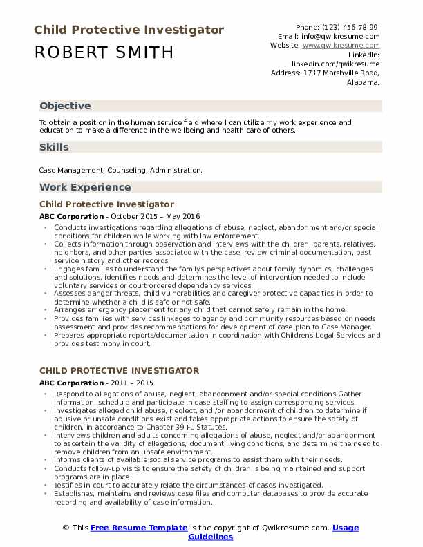how to make a perfect resume example
