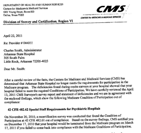 complaint letter about a doctor example