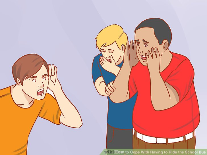 example situation of verbal bullying