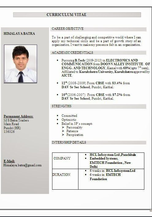 hobbies and interests cv example teaching